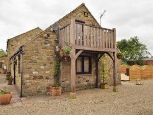 Bark Farm Cottage
