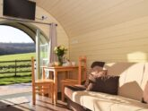 Retreat 23889 – Camping Pods Hereford, Heart of England