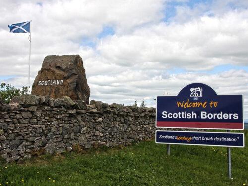 Scottish Borders Hot Tub Retreat