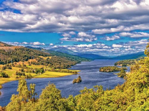 Scottish Highland Hot Tub Retreat