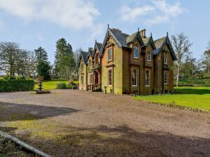 Retreat 25307 – Moffat, Southern Scotland